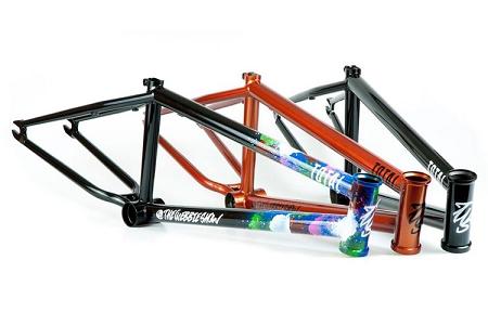 Total BMX 'TWS' Frame