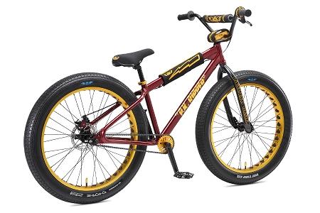 "2018 SE Fat Ripper 26"" Complete Bike"