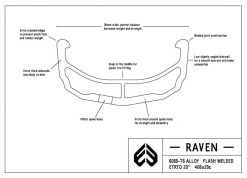 Eclat Raven Rim - Black