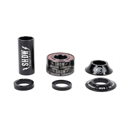 Shadow Conspiracy Stacked Mid Bottom Bracket - Black
