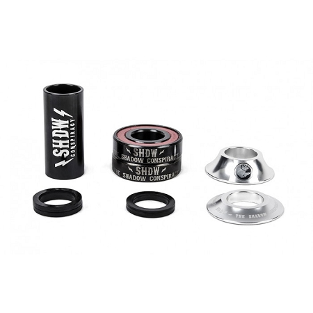 Shadow Conspiracy Stacked Mid Bottom Bracket - Polished