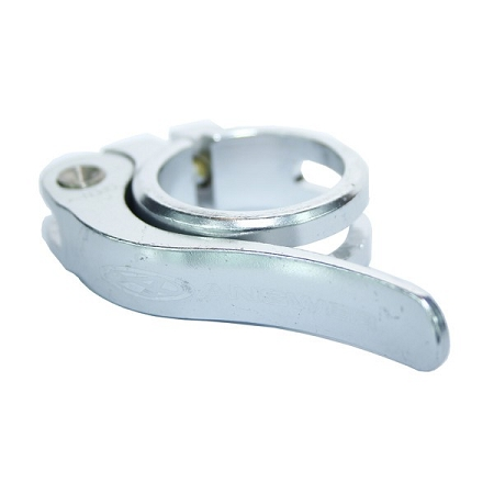 Answer Quick Release Alloy Seat Clamp - Polished