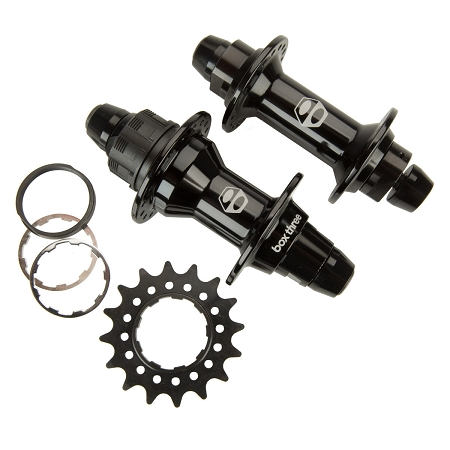 BOX Components Three Pro Hub Set