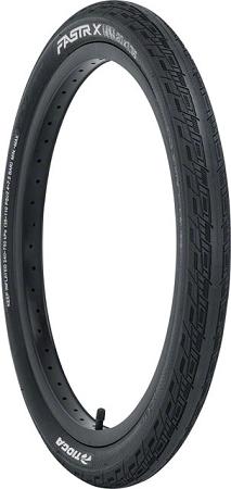 Tioga FASTR REACT BLK LBL Tire