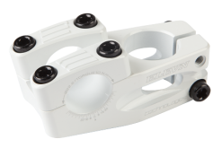 Elevn CNC'D Race Stem - White