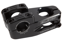 Elevn CNC'D Race Stem - Black