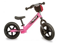 Fly Racing Balance Bike by Strider - Pink