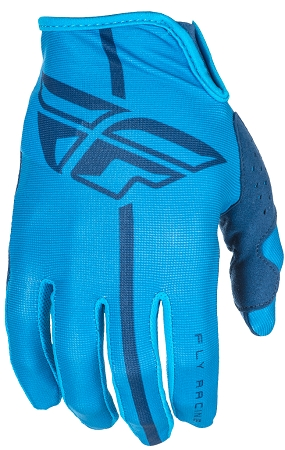 Fly Racing Lite Gloves - Blue / Navy