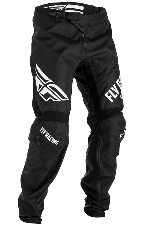 Fly Racing Kinetic BMX Pants - Black