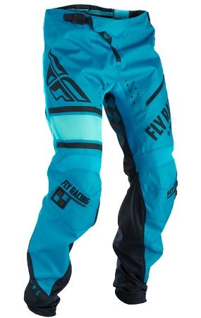 Fly Racing Kinetic BMX Pants - Blue / Black