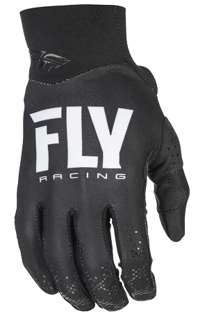 Fly Racing Pro Lite Gloves - Black