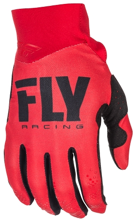 Fly Racing Pro Lite Gloves - Red