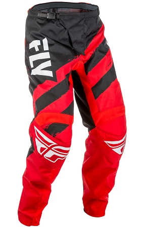 Fly Racing F-16 Pants - Red / Black