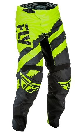 Fly Racing F-16 Pants - Black / Hi-Vis