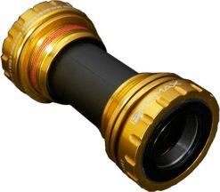 Promax EX-1 External Bottom Bracket - Gold