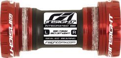 Insight Outboard Bottom Bracket - Red