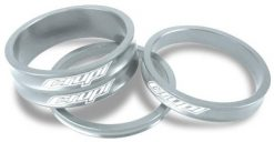 Crupi Aluminum Headset Spacers - Polished