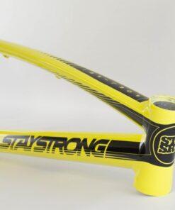 Stay Strong 'For Life' V2 Race Frame