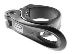 Promax QR-1 Quick Release Seat Post Clamp - Black