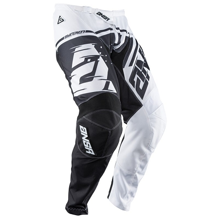 Answer A18 Syncron Air Pants - White / Black