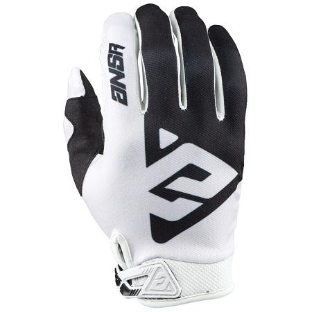 Answer AR1 Gloves - Grey / Black