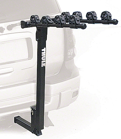 Thule 956 Parkway 2″ Receiver Hitch Rack: 4-Bike