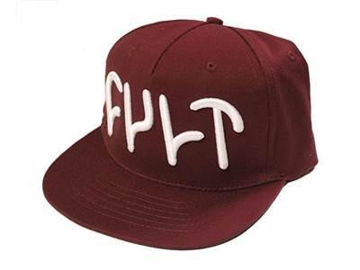 CULT Dak Snapback Hat - Time 2 Shine BMX 058c335e2b0