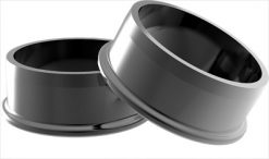 """BOX Components Headset Reducers (1-1/8"""" to 1"""")"""