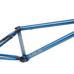 Subrosa MR1 Frame - (Matt Ray Signature) - Trans Blue