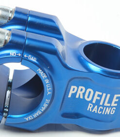 Profile NOVA 31.8mm Stem - Blue
