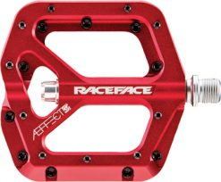 Race Face Aeffect Pedals - Red
