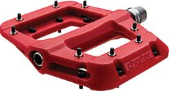 Race Face Chester Pedals - Red
