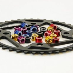 Tangent Alloy Chainring Bolts