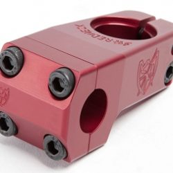 S&M Shredneck Stem - Blood Red