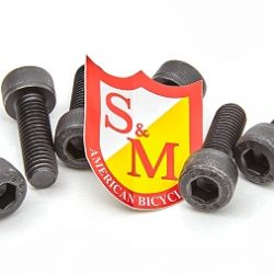 S&M Replacement Stem Bolts - 6 Pack