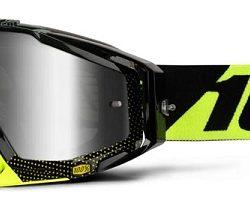 100% Race Craft Plus Goggles - Cox w/ Mirror Lens & Noseguard