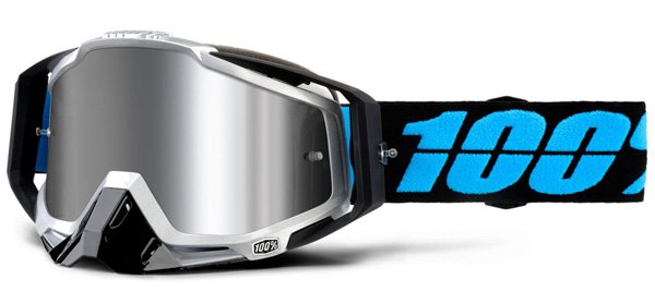 2147c28be91 100% Race Craft Plus Goggles - Daffed w  Mirror Lens - Time 2 Shine BMX