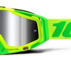 100% Race Craft Plus Goggles - Sour Soul w/ Mirror Lens