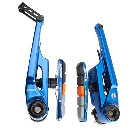 BOX Components Eclipse V-Brakes - Blue