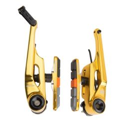 BOX Components Eclipse V-Brakes - Gold