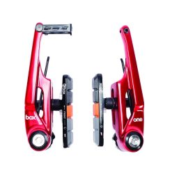 BOX Components Eclipse V-Brakes - Red