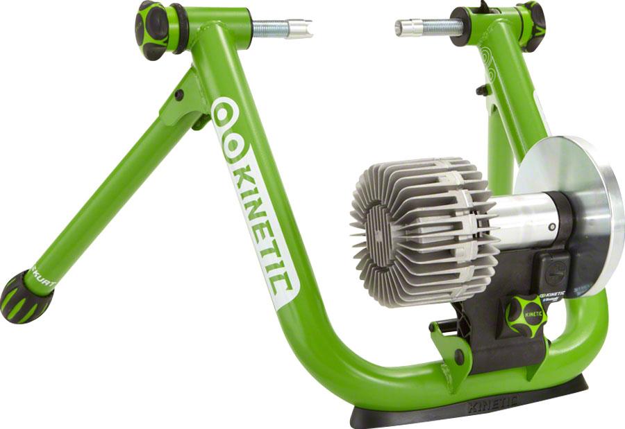 Kinetic Fluid Trainer Road Machine T-2700 Smart with InRide Sensor