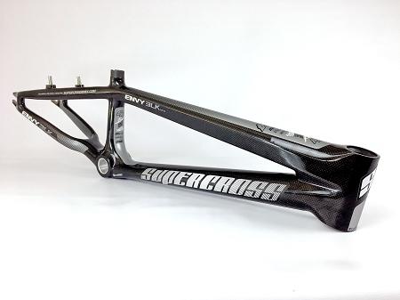 Supercross ENVY BLK 2 Carbon Race Frame