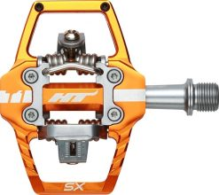 HT T1-SX Clipless Pedal - Orange
