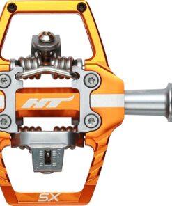 HT T1-SX Clipless Pedal - Orange