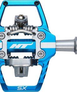 HT T1-SX Clipless Pedal - Blue
