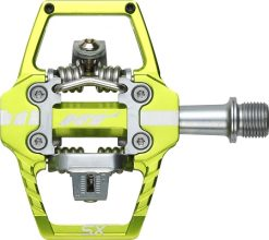 HT T1-SX Clipless Pedal - Apple Green