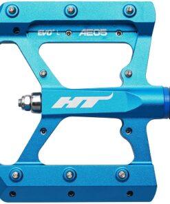 HT AE05 (Evo+) Platform Pedal - Blue