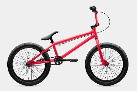 2018 Verde A/V Complete Bike - Matte Red
