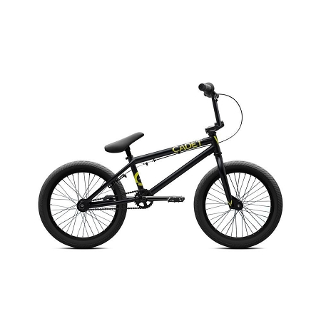 """2018 Verde Cadet 18"""" Complete Bike - Matte Black"""